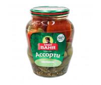 Ассорти овощное, 680 г