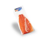 Форель морская (пласт, без хвоста) слабосоленая в вакуумной упаковке