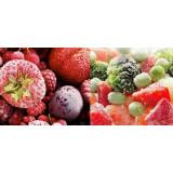 Быстрозамороженные овощи и фрукты