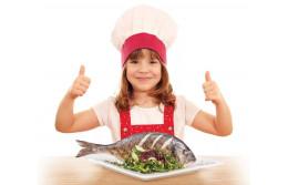 А вы знаете какую рыбку готовят вашим ДЕТЯМ в садике