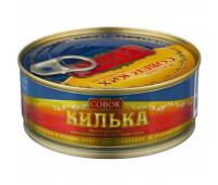 Килька в томатном соусе, 250 г