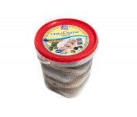 Сельдь-филе в масле, 1 кг