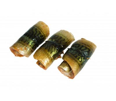 Скумбрия филе (рулет) горячего копчения