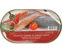 Сардина в томатном соусе, 175 г